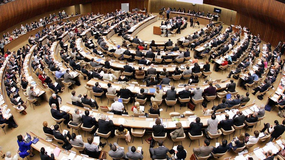 Cenevre BM merkezi