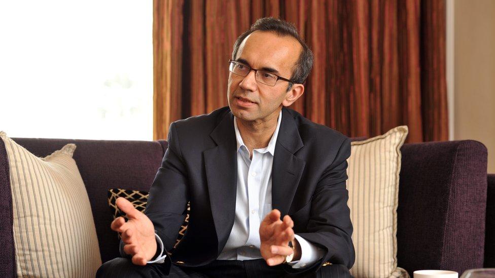 Professor Tarun Khanna