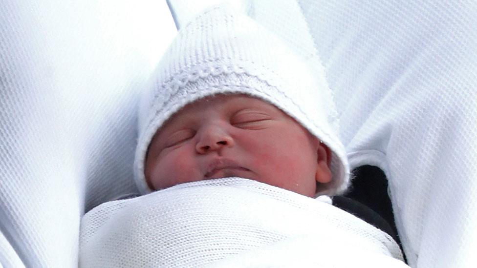 Kraljevska beba zvaće se princ Luj