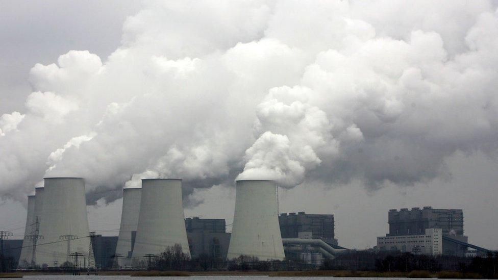 煤炭發電廠