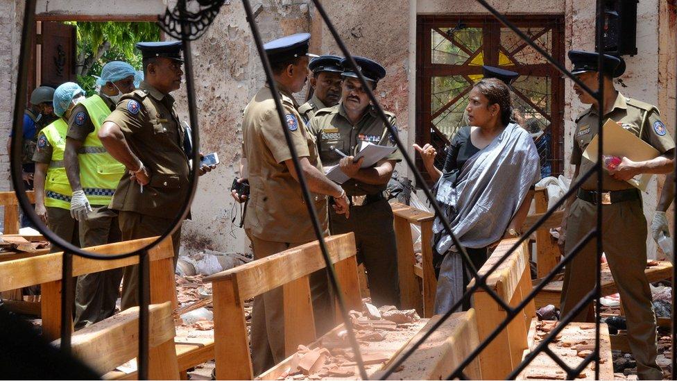 Sri Lanka attacks: Swansea student's family killed in blasts