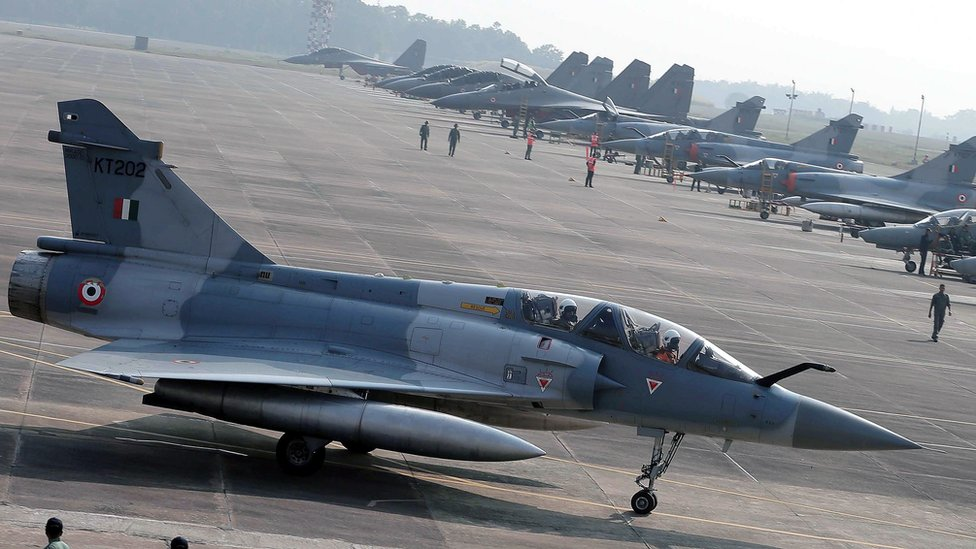 India air force jet file photo