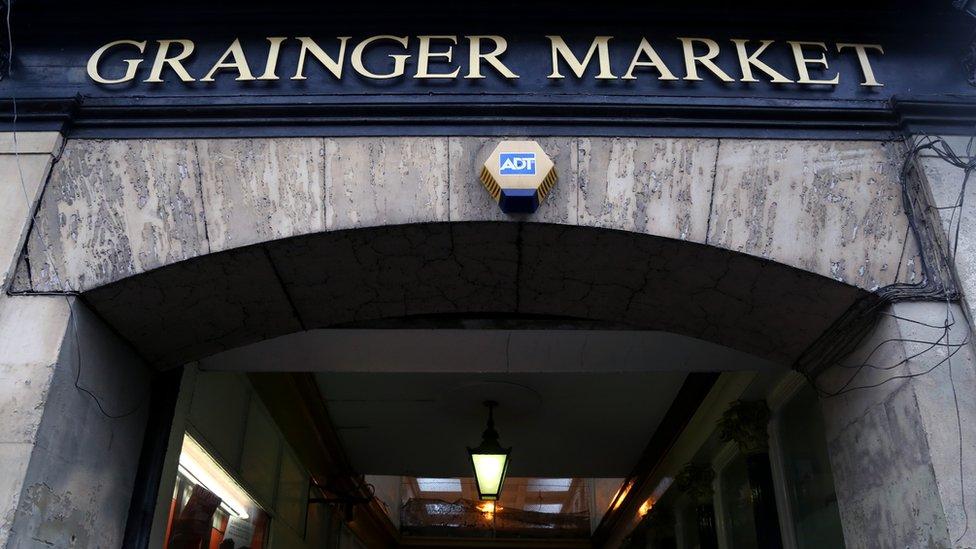 Grainger Market