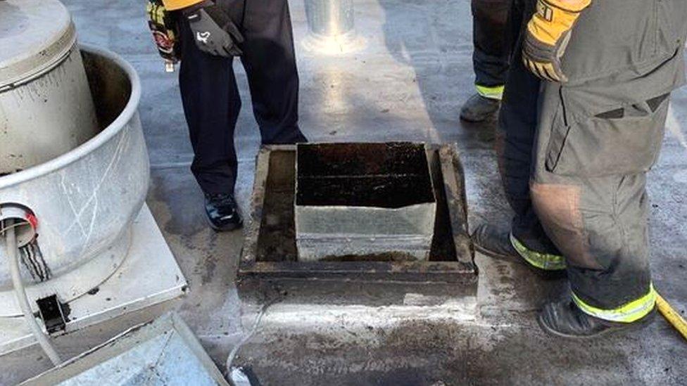 policija i vatrogasci