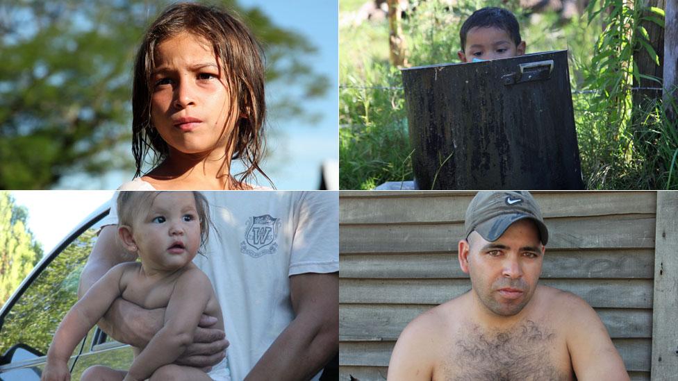 Gente de Corrientes
