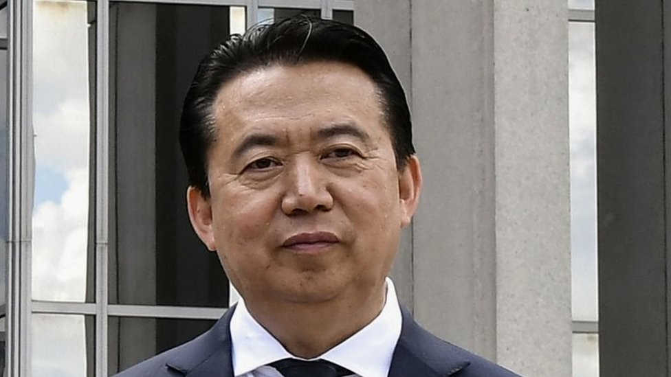 انتخب مينغ رئيسا للانتربول قبل عامين