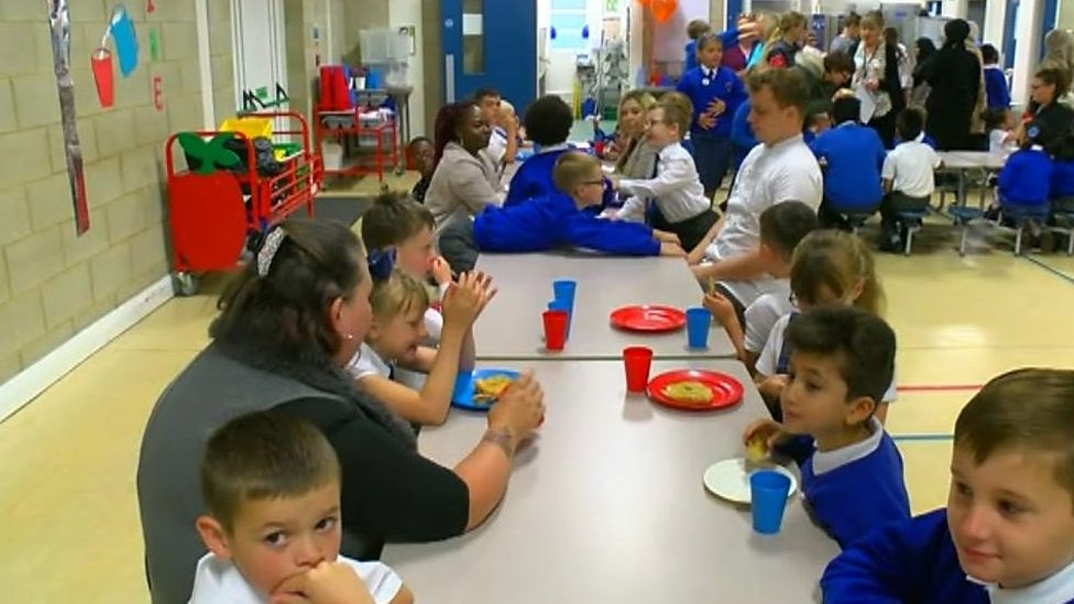 Darlington school ensures free breakfast for pupils