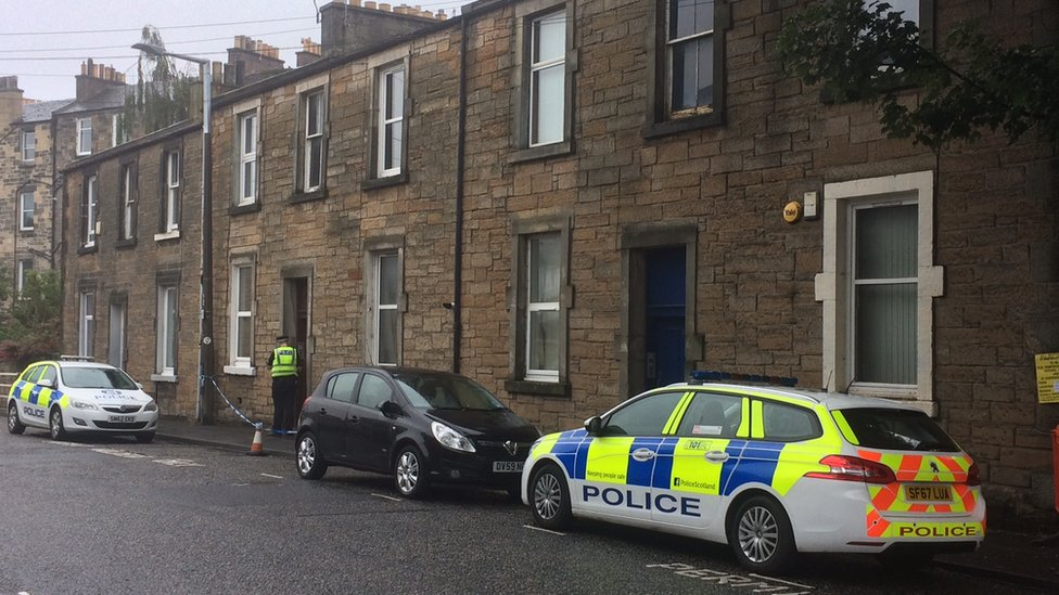 Investigation launched after man dies in Edinburgh street