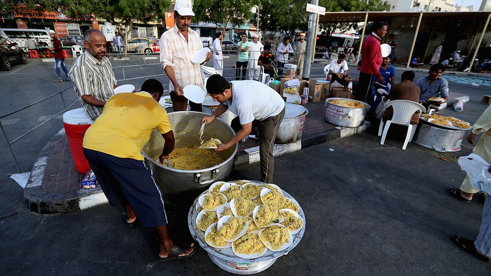 شهر رمضان في الإمارات