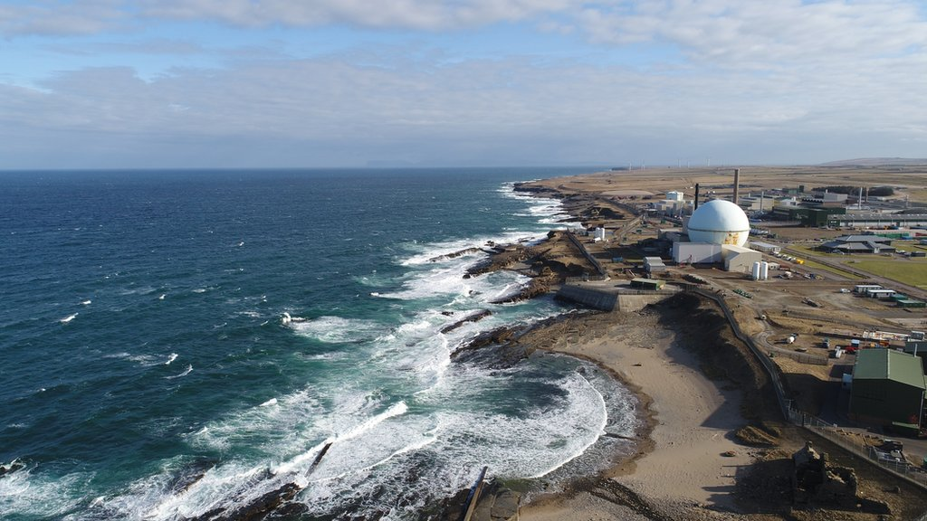 Dounreay's shaft to be emptied and demolished