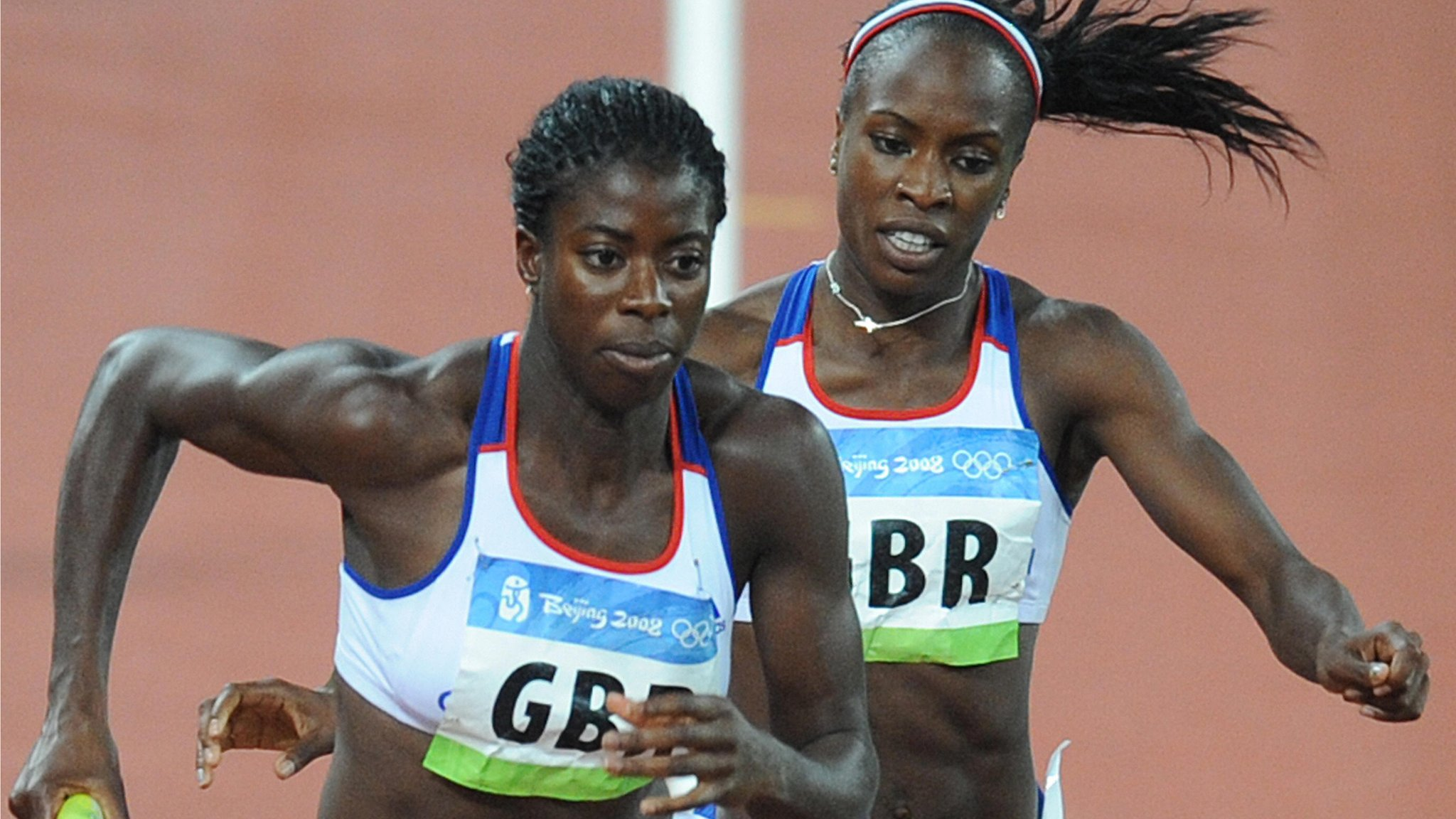 Great Britain's 2008 4x400m women's relay team to get Olympic bronzes on Saturday