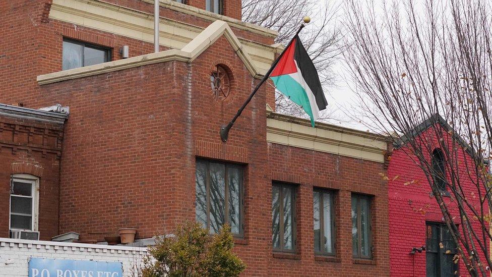 PLO office in Washington