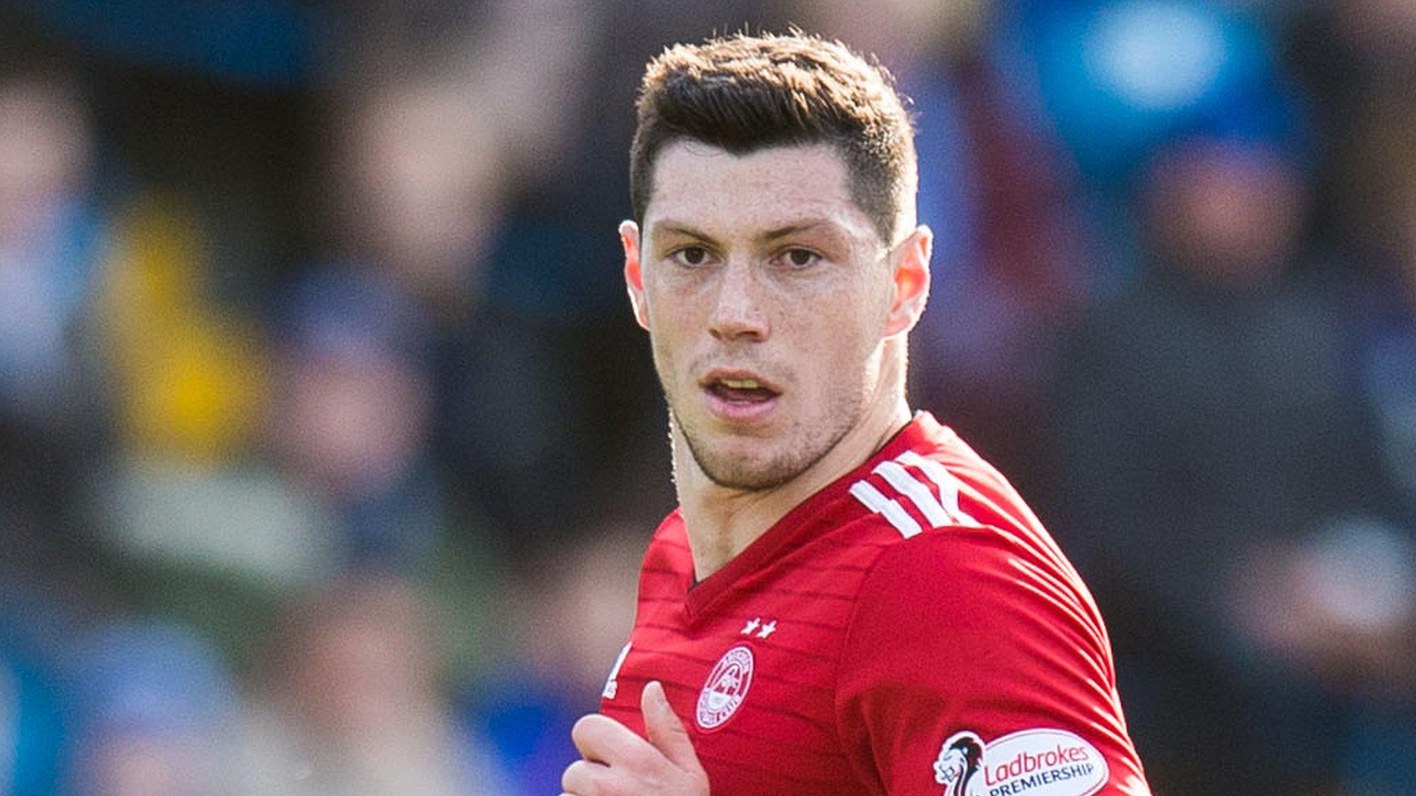 Scott McKenna: Aberdeen expect more interest in Scotland defender - Stewart Milne