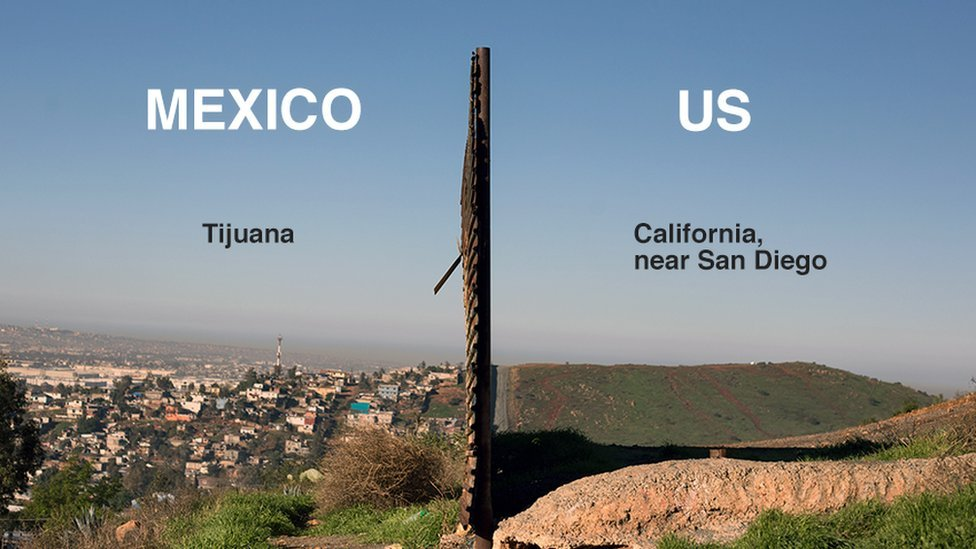 Trump wall - all you need to know about US border in seven charts