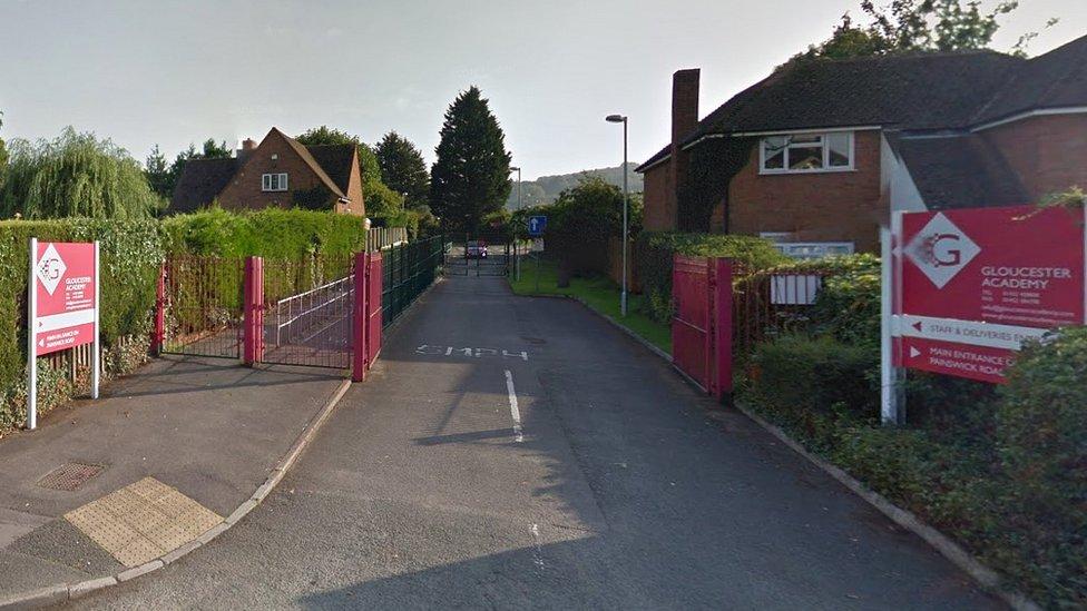 New sponsor call for failing Gloucester Academy