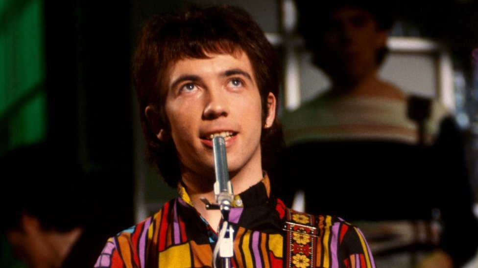 Pete Shelley on Top of the Pops