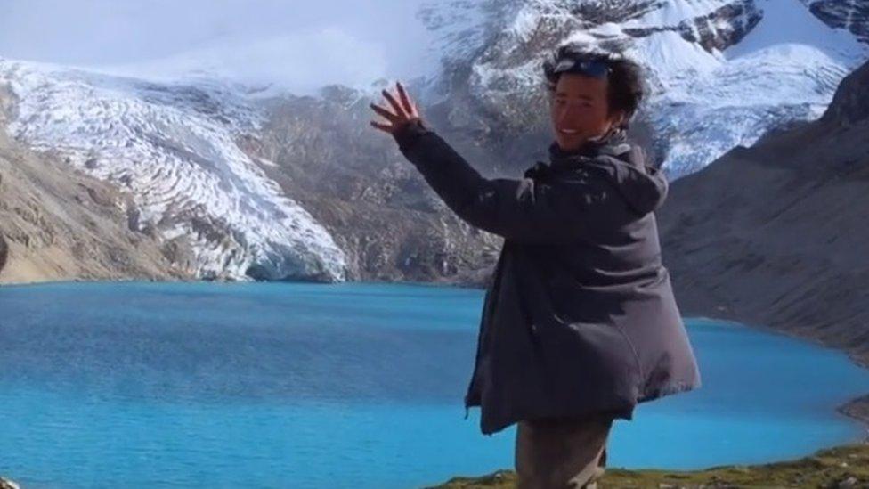 Wang Xiangjun: China's 'Glacier Bro' presumed dead thumbnail
