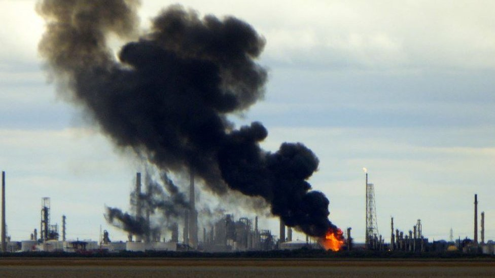 Stanlow oil refinery fire damage puts 180 jobs at risk