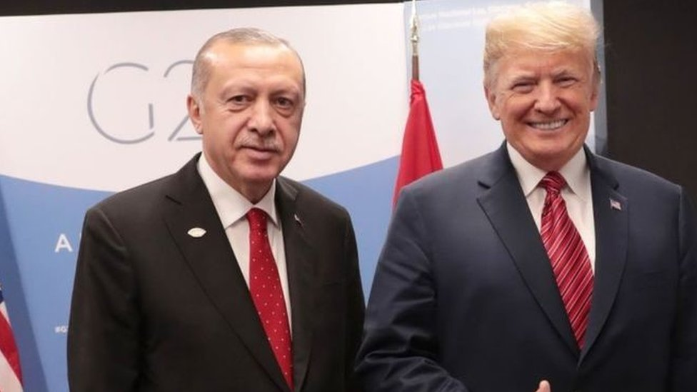 सीरिया को लेकर तुर्की और अमरीका में बढ़ा तनाव