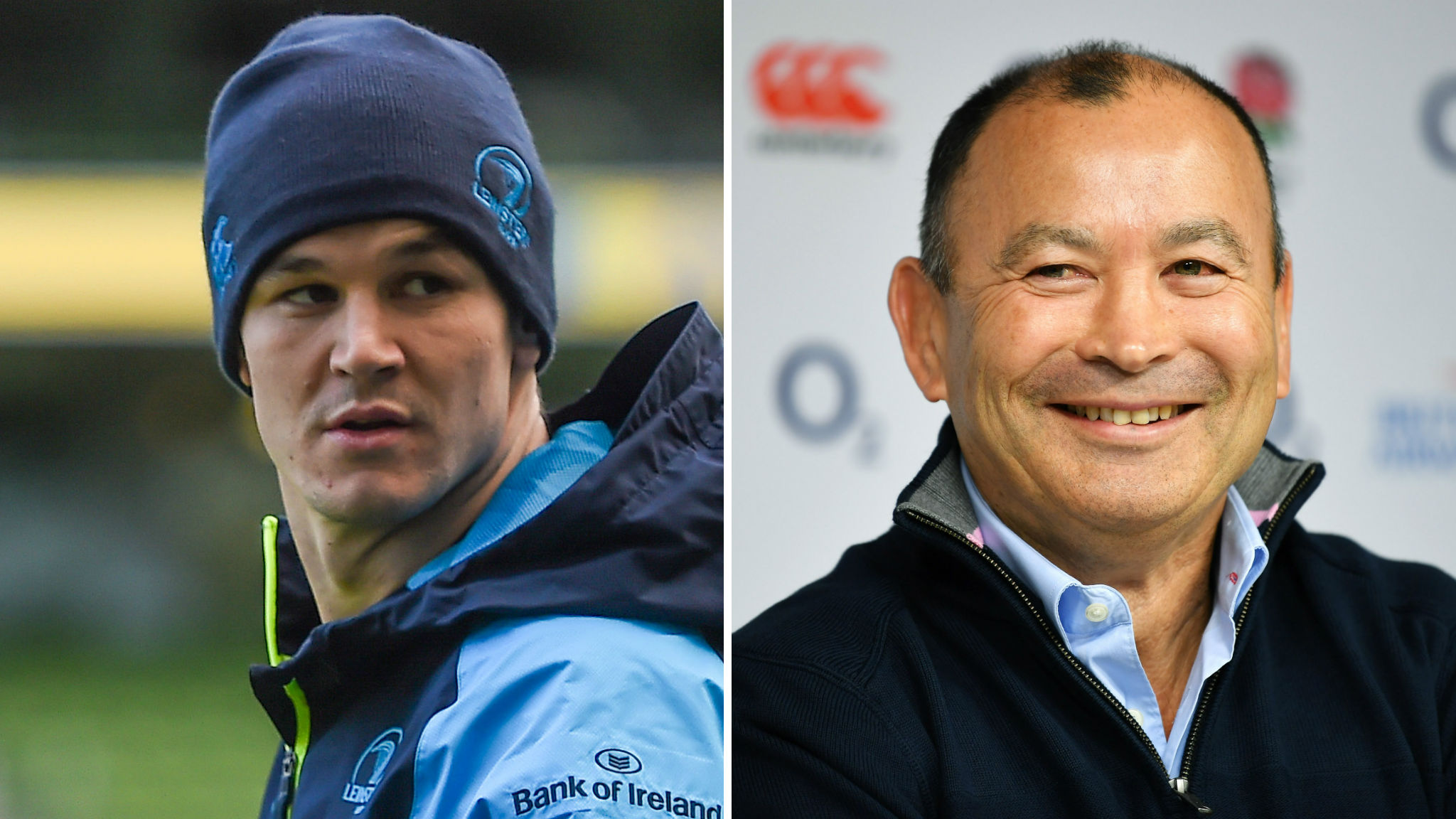 Eddie Jones: Johnny Sexton 'has the bat phone to the referee'