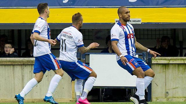 Highlights - Kilmarnock 2-0 Inverness CT
