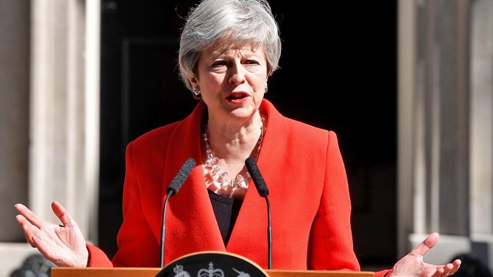 UK set for new PM as Theresa May quits