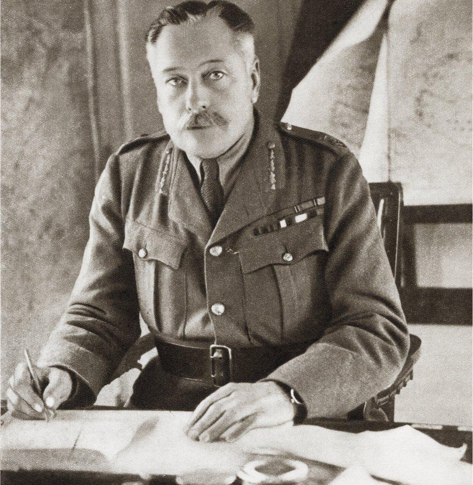 Field Marshal Douglas Haig was British senior officer during World War One