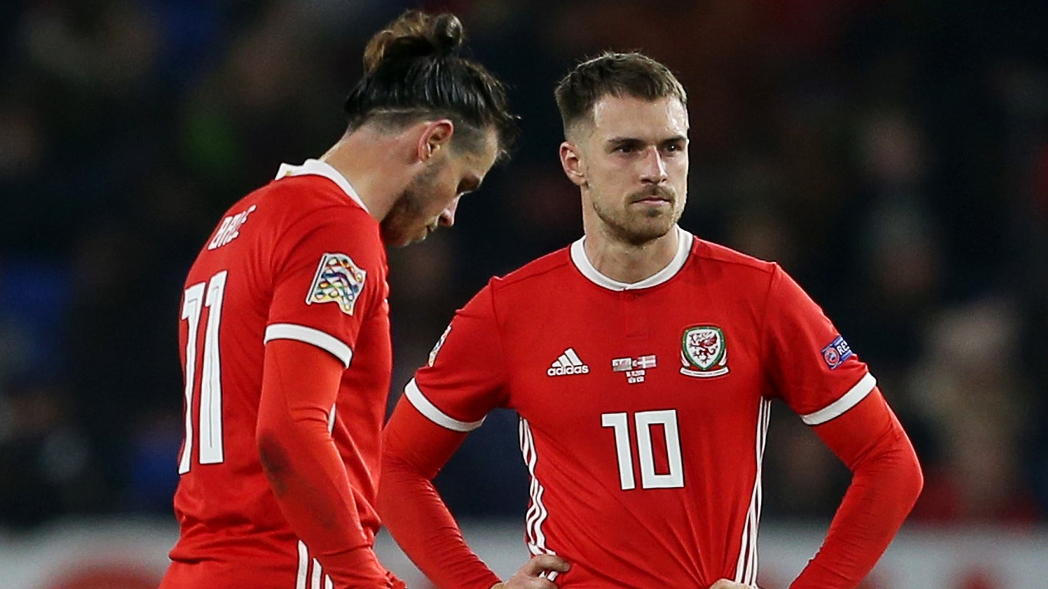Beaten Wales miss out on Nations League promotion