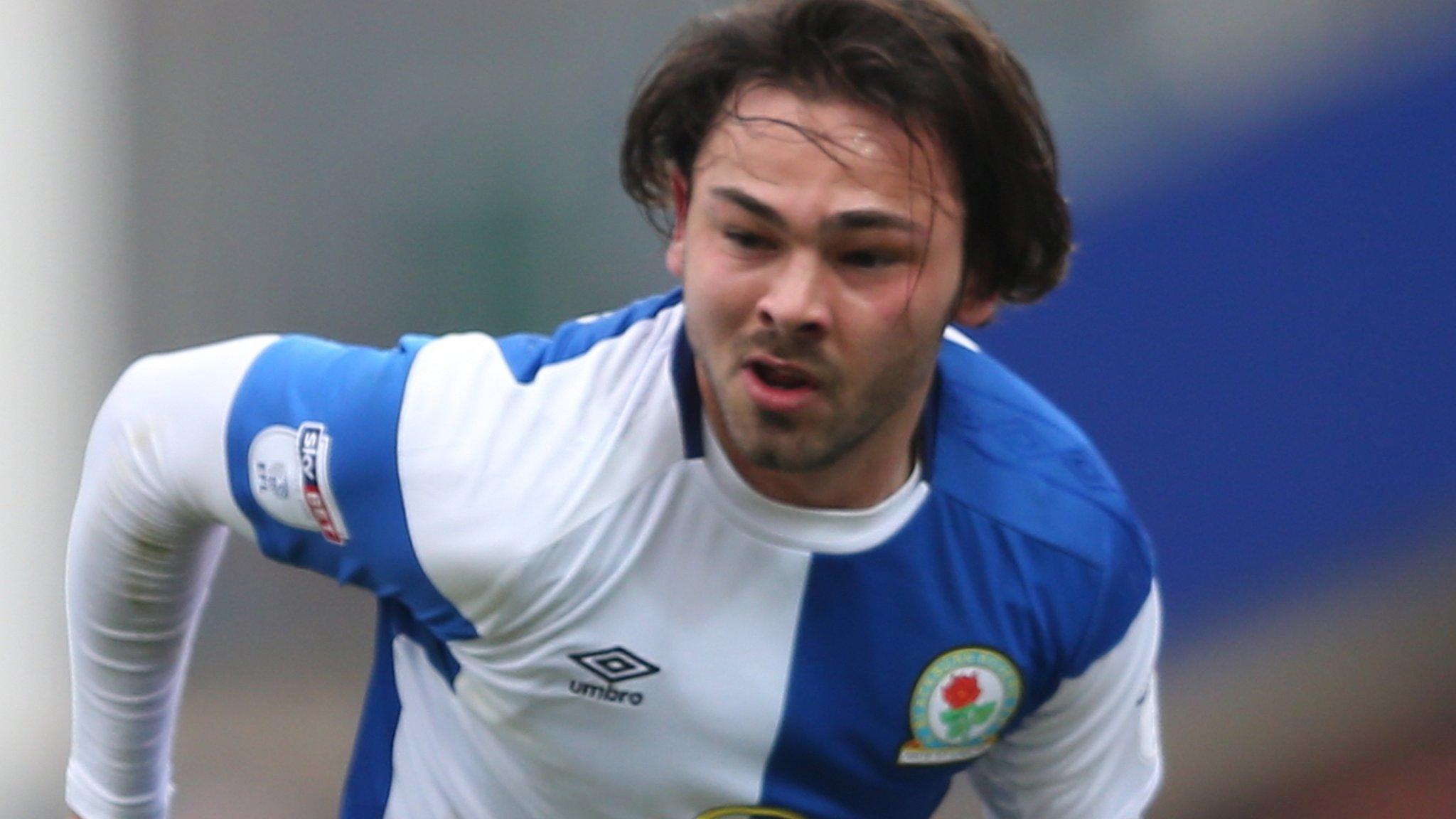 Bradley Dack: Blackburn Rovers midfielder signs new deal to 2021