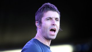 Liam Gallagher 'the voice of Remain'