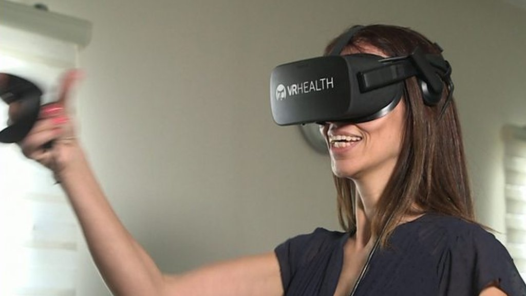How virtual reality can help you manage pain