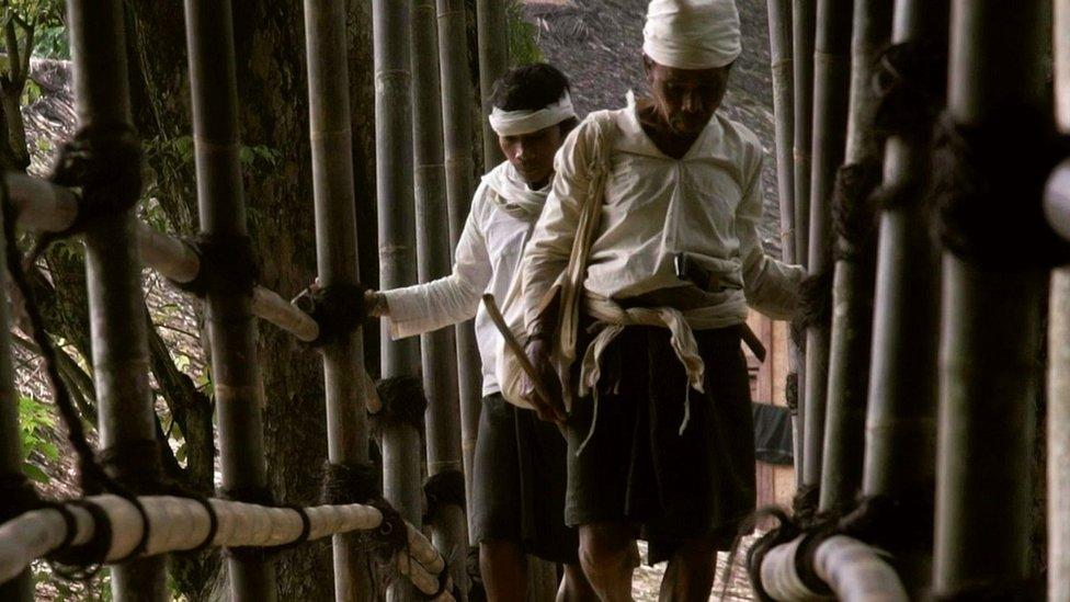 Suku Baduy Dalam