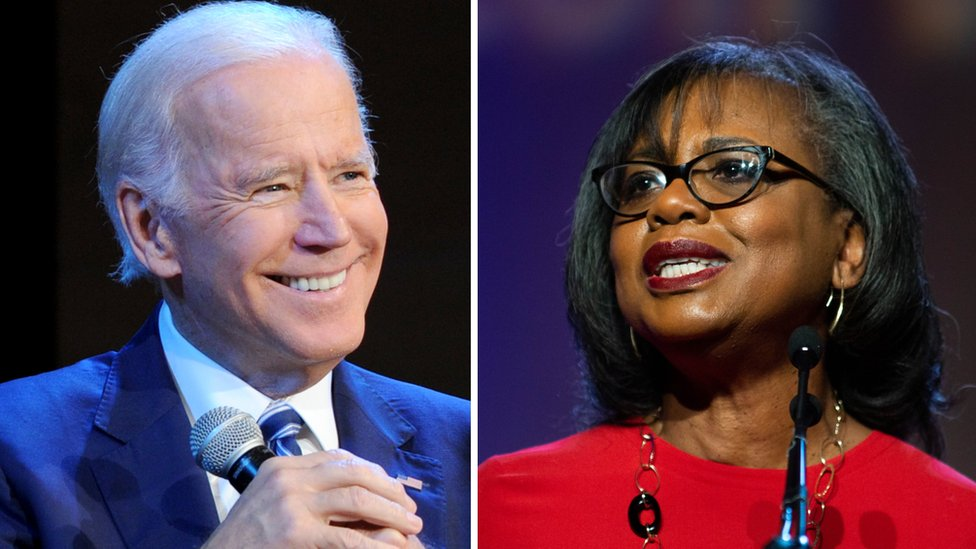Anita Hill says she wants 'real accountability' from Joe Biden