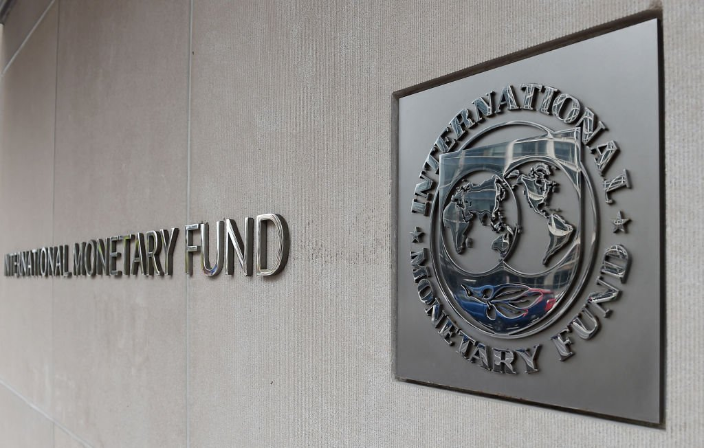 Edificio del FMI.