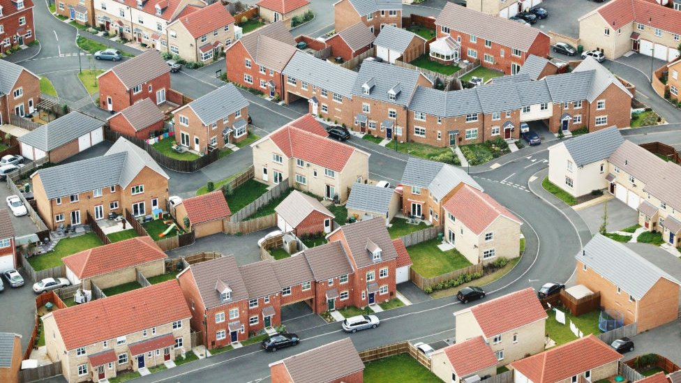 UK housing estate