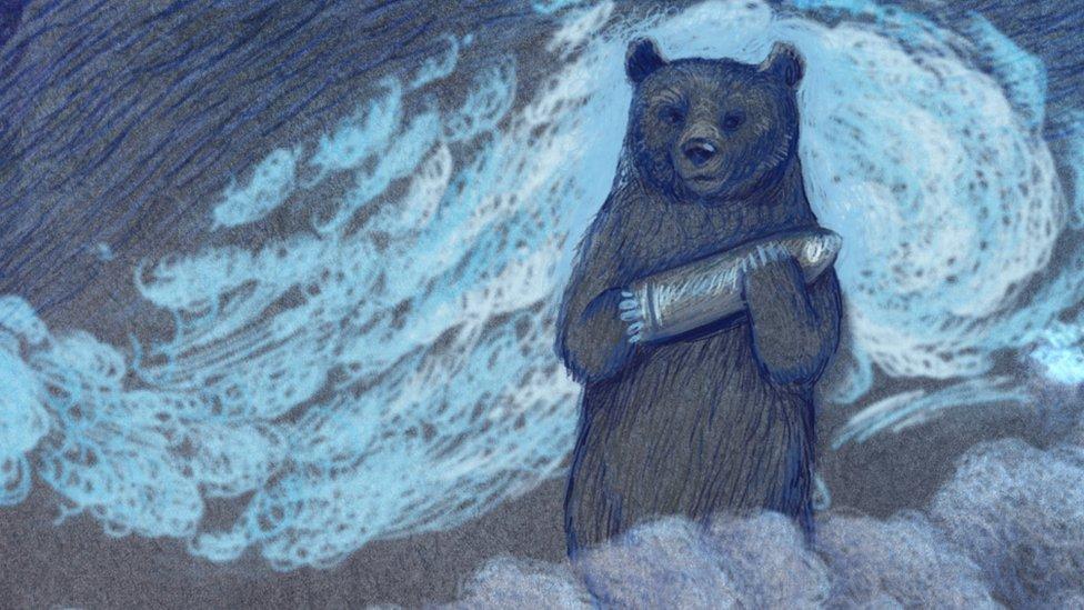 Animated film recalls 'Soldier Bear' Wojtek