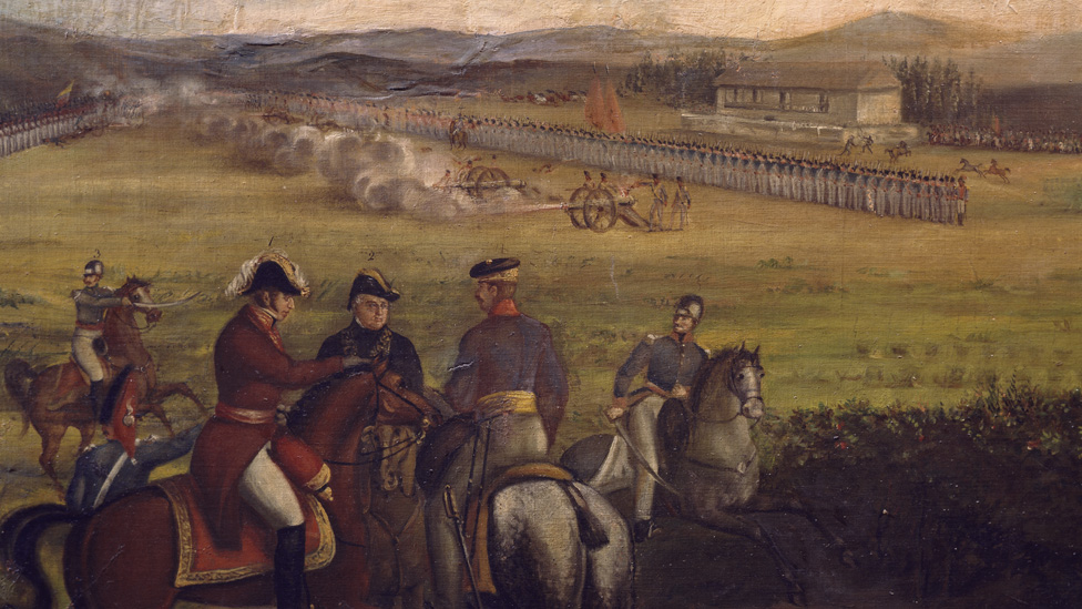 Pintura de la Independencia