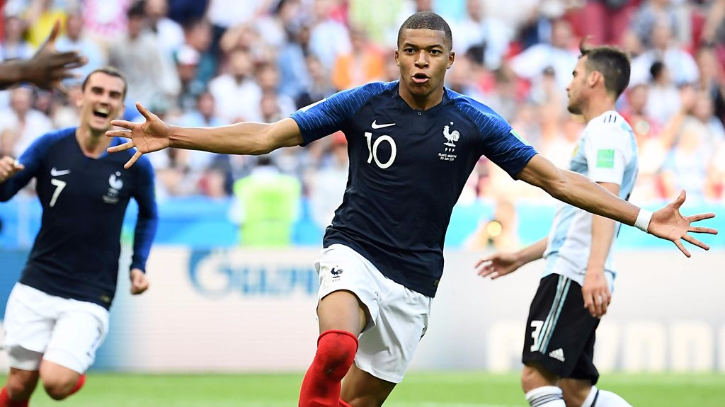 World Cup 2018: Is Kylian Mbappe the new Pele?