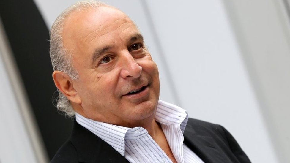 Sir Philip Green hits back at Lord Hain for injunction breach