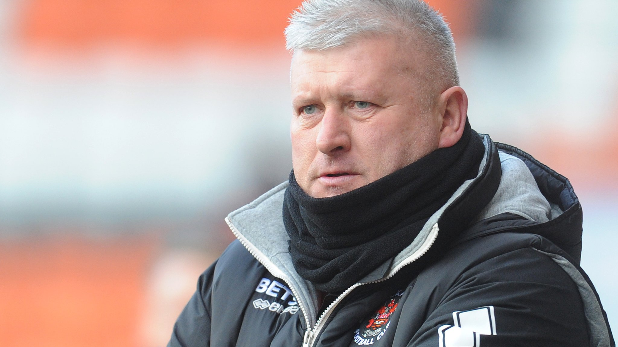 Blackpool manager Terry McPhillips says club 'in limbo' over receivership