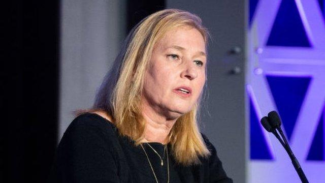 La dirigente opositora Tzipi Livni dijo que con esta ley Netanyahu busca su propio beneficio.