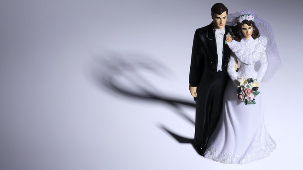 Marriage and finances