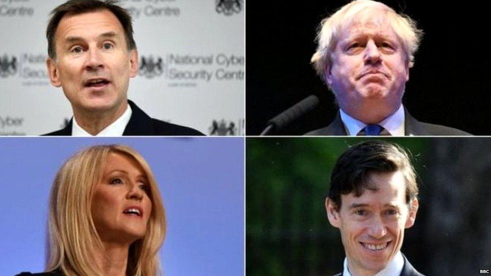 टेरीजा मे के बाद कौन बनेगा ब्रिटेन का अगला प्रधानमंत्री?