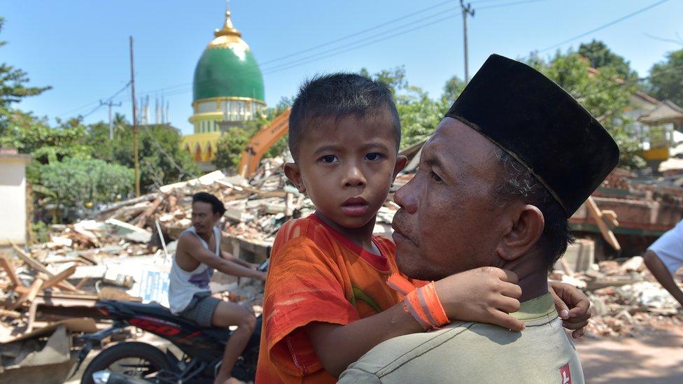 Zemljotres u Indoneziji: Jaki potresi tokom akcija spasavanja