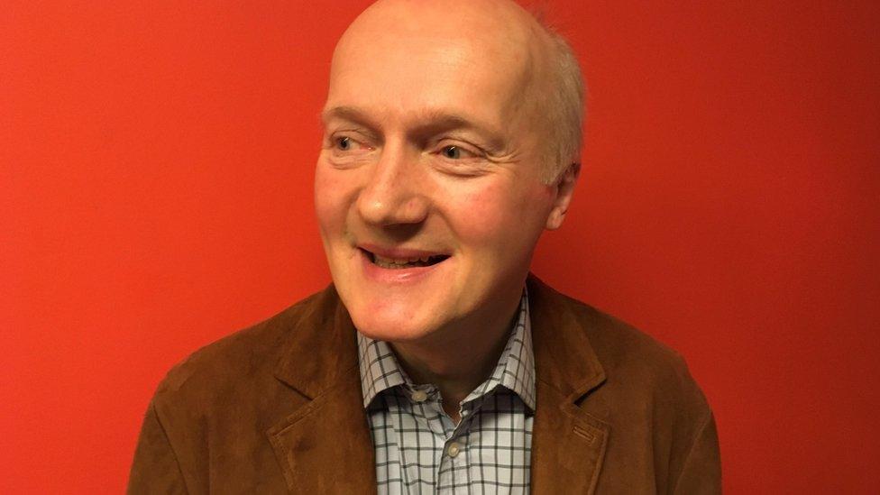 BSI director of standards Scott Steedman