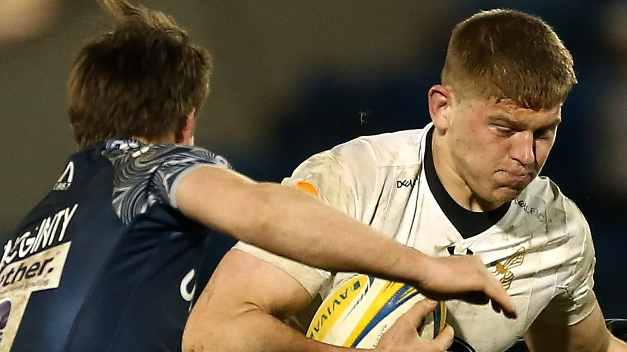 Jack Willis: Wasps flanker sidelined for up to 12 months with knee injury