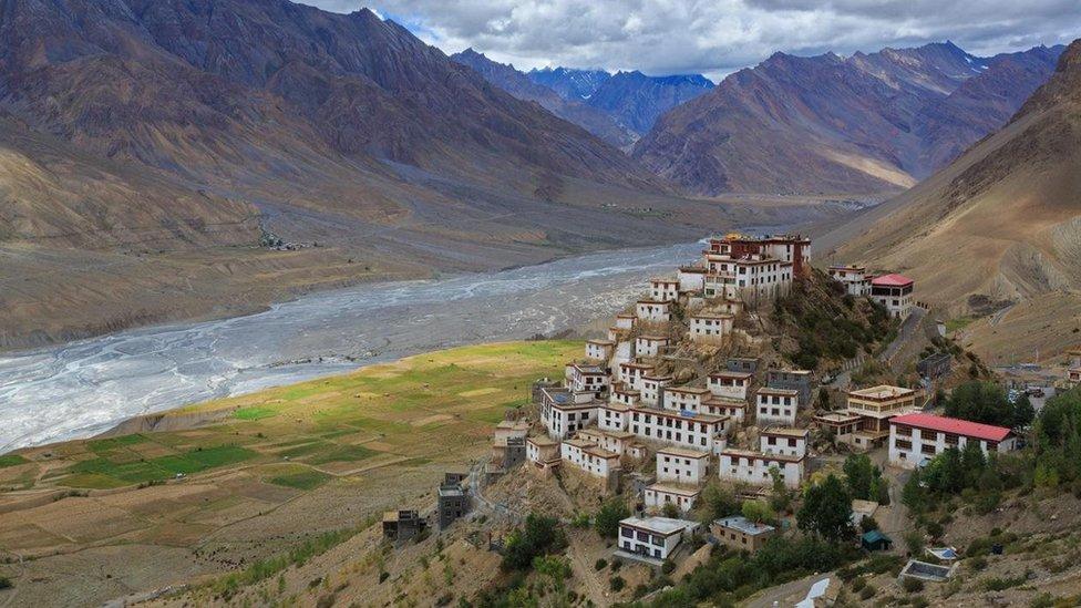 Spiti Vadisi, Ki manastırı