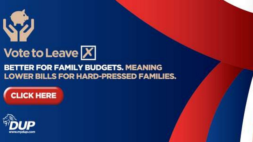 DUP ad