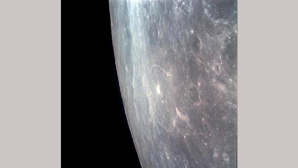 Зворотня сторона Місяця