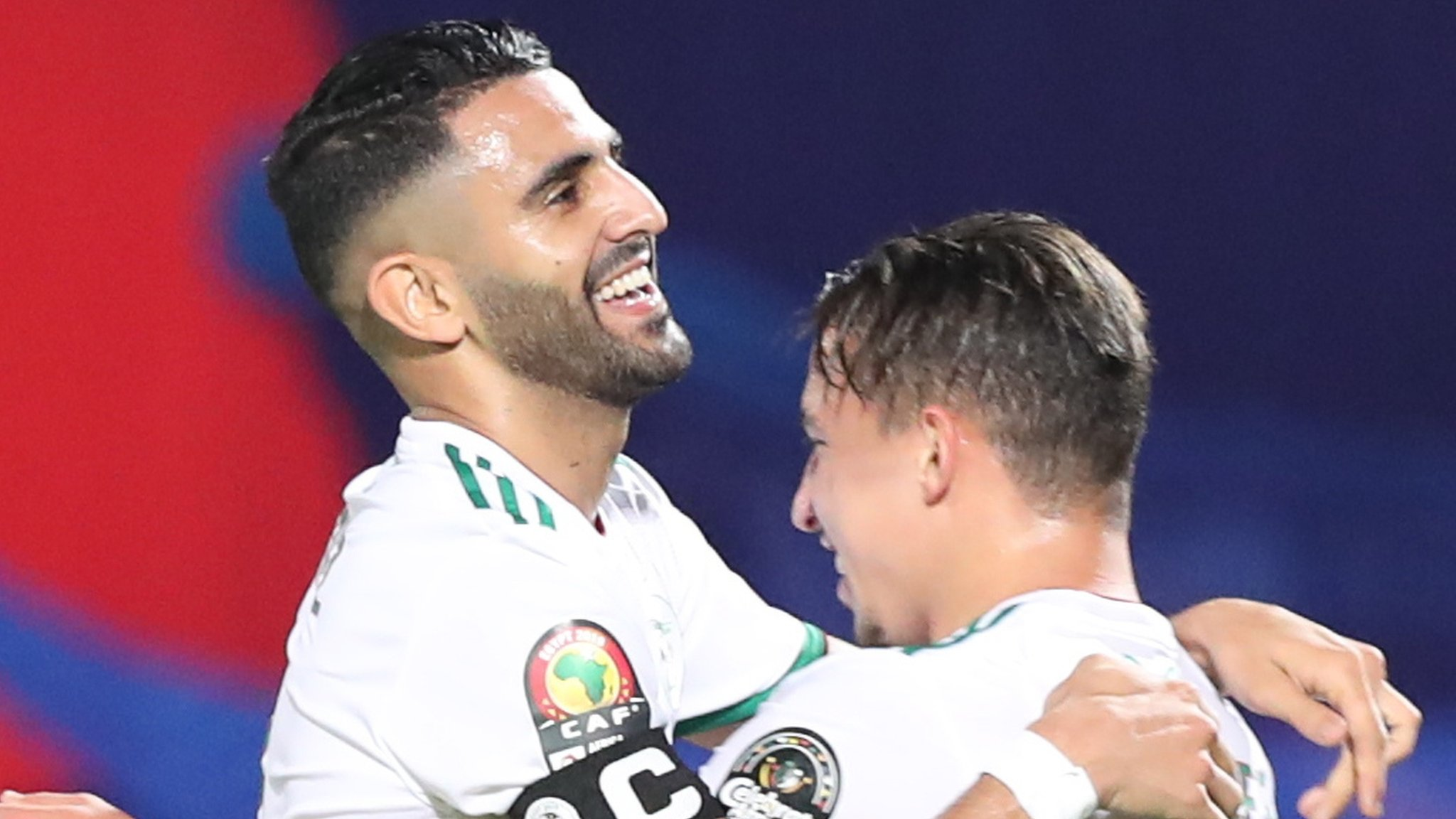 Africa Cup of Nations 2019: Algeria earn comfortable 2-0 victory over Kenya